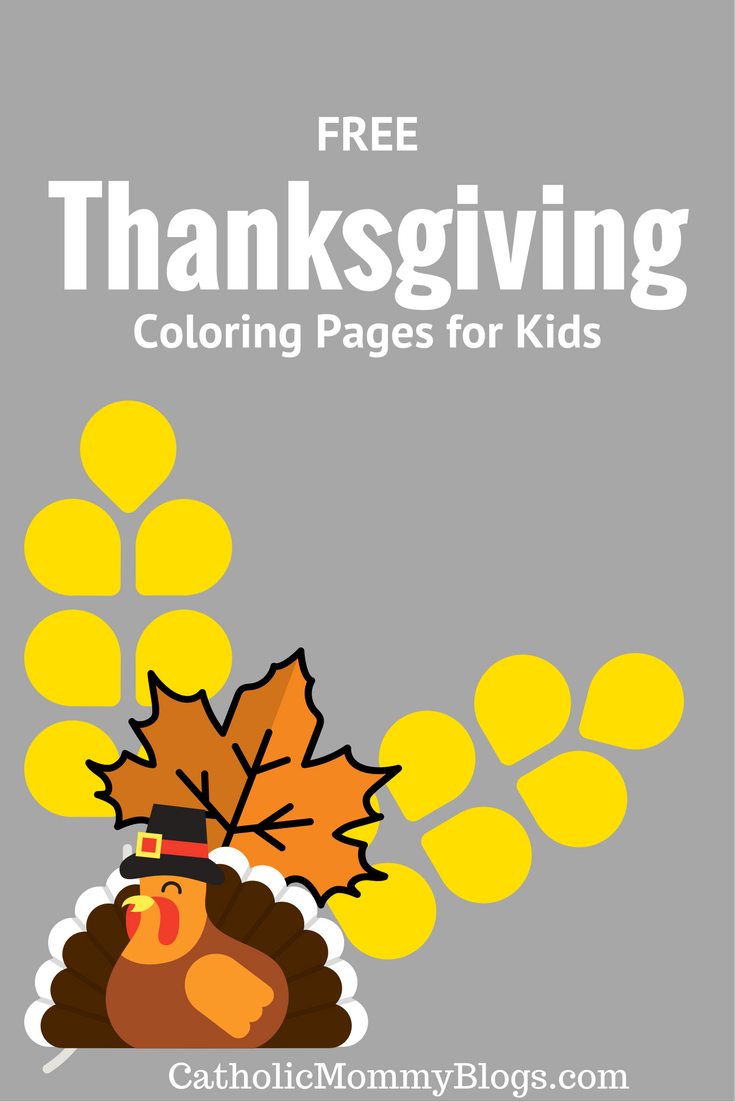 thanksgiving coloring pages u0026 printables catholic mommy blogs