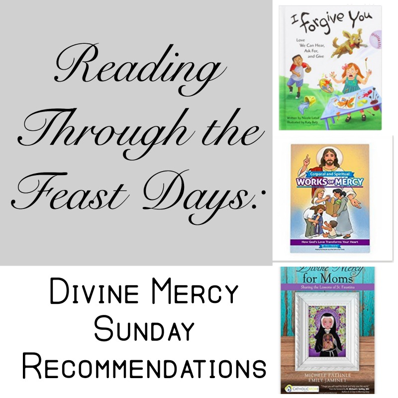 Divine Mercy Sunday book recommendations
