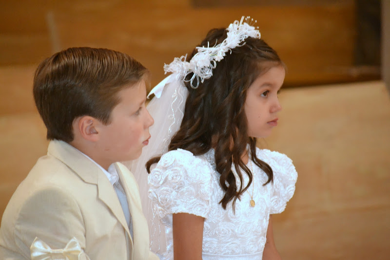Ways to Help your child prepare for first holy communion